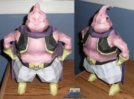 Majin Buu Assembled by billybob884