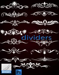 dividers by roula33