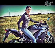 Womens and Motors by Daelyth
