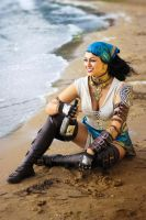 [Dragon Age] - Isabela cosplay by Alexial-kun