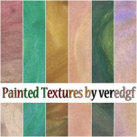 Painted Texture Pack by veredgf