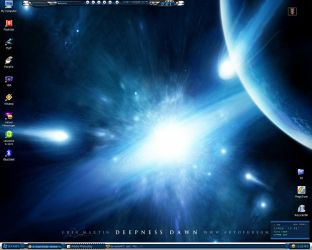 Desktop: Deepness Dawn by Greg by LeiC