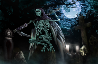 Thanatos by CYTTER