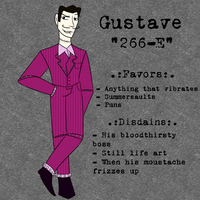 Gustave Ref by Lady-With-A--K