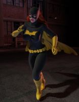 Batgirl by willdial