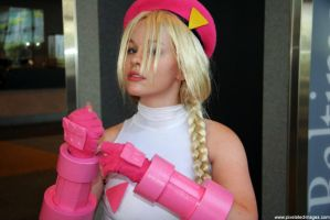 Cammy White Otakon 2010 by Voxane