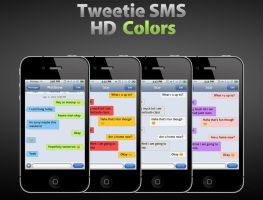Tweetie SMS HD Colors by Tjdyo