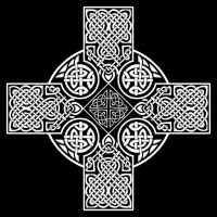 Celtic Cross by Errance