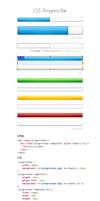 CSS Progress Bar by Ashung