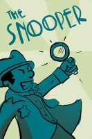 The Snooper Cover by Blu-Hue