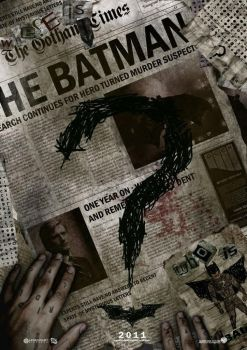 The Dark Knight Rises - Teaser by contengan