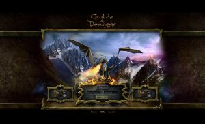 Guild and Dragons Browser Game by karsten