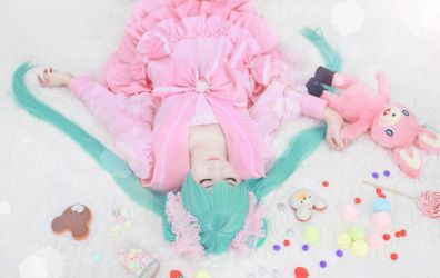 Vocaloid lots of laugh VER by AcaOfficalDA