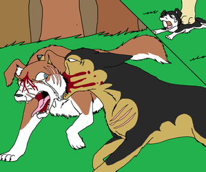 Ginga: The Death of Taichi's Father by XfangheartX