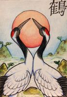 ACEO: Soul Mates by DanielleMWilliams