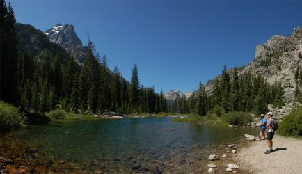 Teton Cascade Canyon 6 2010-08 by eRality