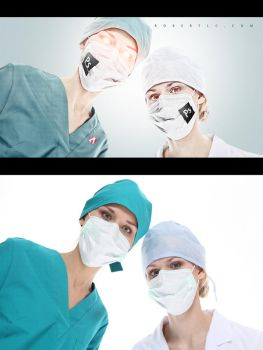 PS Surgical team awaits you :] by Ispaniola