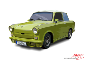 trabant by anone52