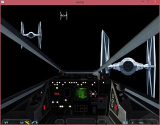 My own Star Wars game screenshot by firefly-R