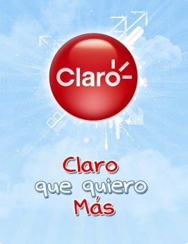 Claro Ads by Davee777