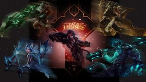 League Of Legends Background by mortred039ex