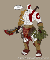 Kratos by Know-Kname