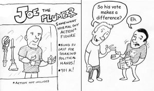 Joe The Plumber by RizzleG