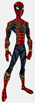 Spectacular Iron Spider by Soyelmejor999