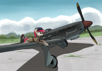 Air Ace by SinniePony