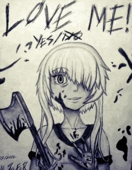 A Yandere's Obsession by Anamzafar