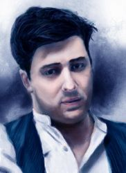 Portrait Study - Marcus by Luckers