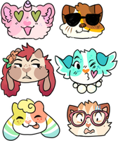 [flash prompt] strudel emojis by irlnya
