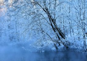 blue moment . by KariLiimatainen