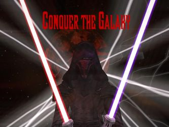 Conquer the Galaxy by DarkMario2