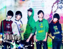 SHINee by memorylane-x