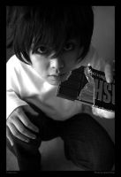 Death Note: nibble nibble by jfong