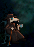 Coffee, cigars and the embrace of Death by Ripperfangs