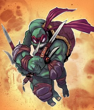 Raph Colorz by reyyyyy