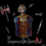 (Prize) - The Betrayed Man by ScaringSaige