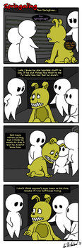 Springaling 362: No Bunny's Side by Negaduck9