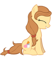 Button's Mom Happy Vector by KyoshiTheBrony