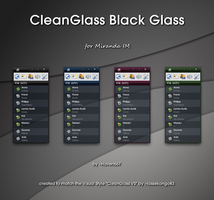 CleanGlass Black Glass by Haven667