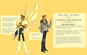 REFERENCE - Yellow Jacket by CharliOak