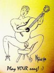 Play YOUR song by mertonparrish
