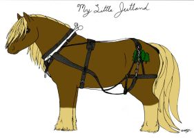 My Little Jutland by lantairvlea
