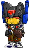 He's Got a KILT - Colored by Autobot-Windracer