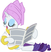 Rarity Confidential by SLB94