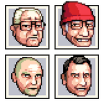 French faces by Dr-Shellos