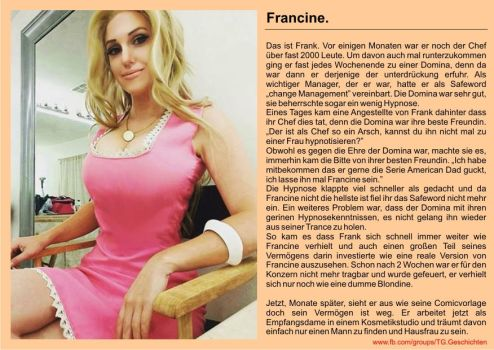 Francine / M2F by exxeat