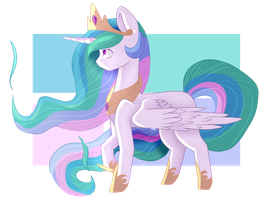 Prinsess Of The Sun by chibuuuOwO